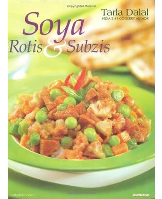 Soya Rotis And Subzis