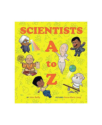 Scientists A To Z