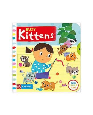 Busy Kittens