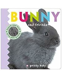 Bunny And Friends Touch And Feel (Baby Touch And Feel)