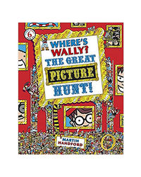 Where's Wally? The Great Picture Hunt