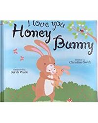 I Love You Honey Bunny: Cupcake