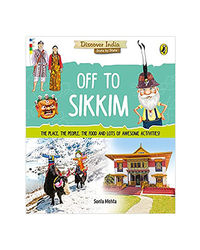 Off To Sikkim (Discover India)