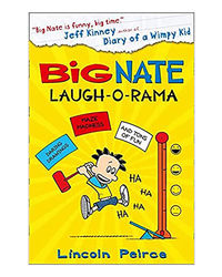 Big Nate: Laugh- O- Rama