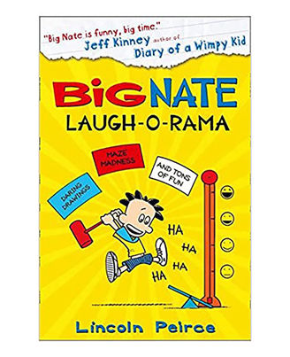 Big Nate: Laugh- O- Rama