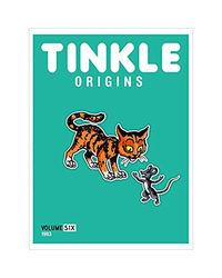 Tinkle Origins Volume 6.1982- 83