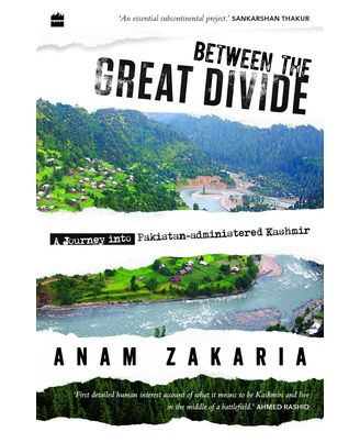Between The Great Divide