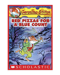 Geronimo Stilton: # 7 Red Pizzas For A Blue Count