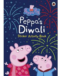 Peppa Pig: Peppa's Diwali Sticker Activity Book