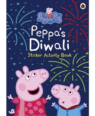 Peppa Pig: Peppa s Diwali Sticker Activity Book