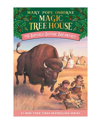 Magic Tree House# 18: Buffalo Before Breakfast