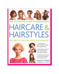 The Professional Illustrated Guide To Haircare & Hairstyles Small