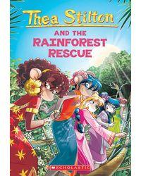 Thea Stilton# 32: The Rainforest Rescue