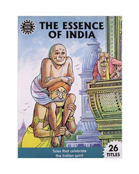 The Essence Of India (Amar Chitra Katha)