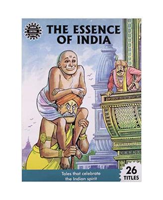 The Essence Of India (Amar Chitra Katha)