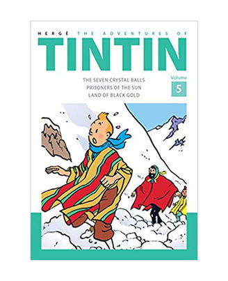 The Adventures Of Tintin Vol 5