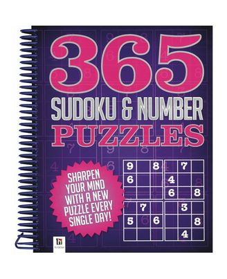 365 Sudoku Number & Puzzles