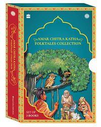 The Amar Chitra Katha Folktales Collection