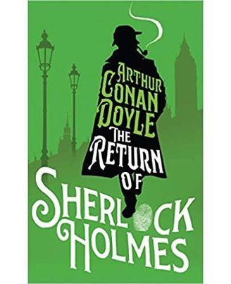 The Return Of Sherlock Holmes (Alma Junior Classics)