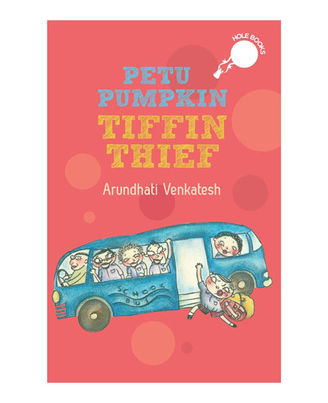 Petu Pumpkin: Tiffin Thief
