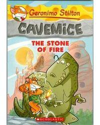 Geronimo Stilton Cavemice# 1: The Stone Of Fire