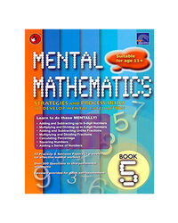 Sap Grammar Mathematics Book 5