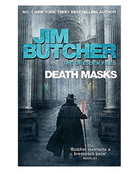 Death Masks: The Dresden Files