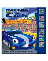 Sound Book- Ralph the Racing Car