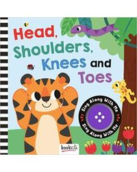 Head, Shoulder, Knees And Toes: Sing Along With Me