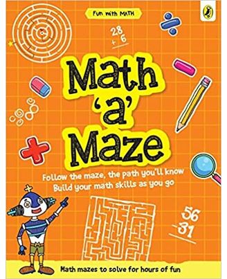 Fun With Maths: Math- A- Maze