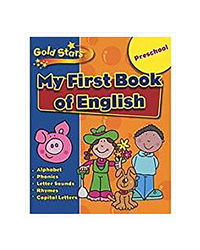 Gold Stars My First Book Of English