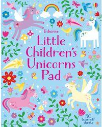 Little Children's Unicorns Pad