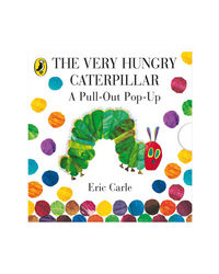 The Very Hungry Caterpillar: A Pull- Out Pop- Up