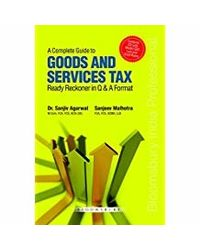 A Complete Guide To Goods And Service Tax Ready Reckoner In Q & A Format