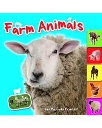 See My Cute Friends- Farm Animals