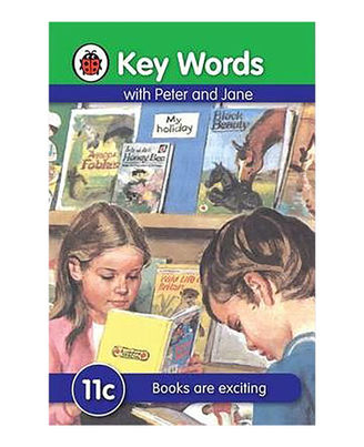 Key Words 11C: Books Are Exciting
