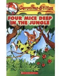 Geronimo Stilton# 05 Four Mice Deep In The Jungle