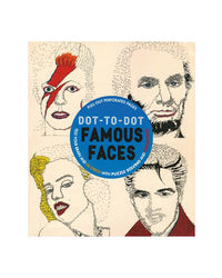 Dot- To- Dot Famous Faces