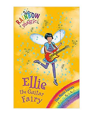 Rainbow Magic: Ellie The Guitar Fairy: The Music Fairies Book 2