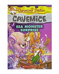 Geronimo Stilton Cavemice# 11: Sea Monster Surprise