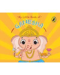 My Little Book Of Ganesha