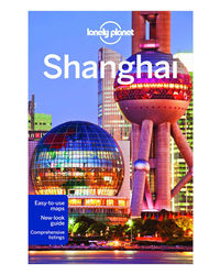 Lonely Planet Shangha