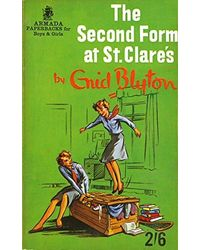 Blyton: St Clare's- Second Form
