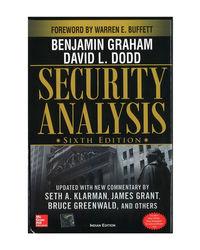 Security Analysis: Sixth Edition