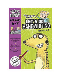 Let's Do Handwriting: 6- 7