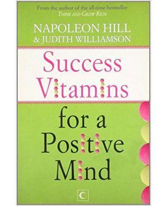 Success Vitamins For Positive Mind