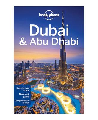 Lonely Planet Dubai & Abu Dhabi (Edition 8)