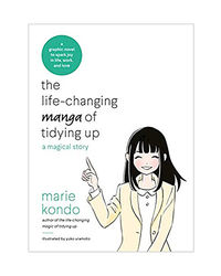 The Life- Changing Manga Of Tidying Up