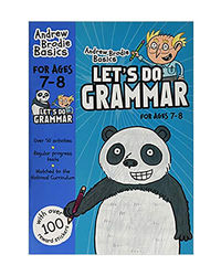 Let's Do Grammar: 7- 8