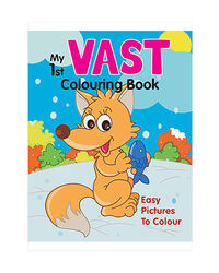 My 1St Vast Colouring Book